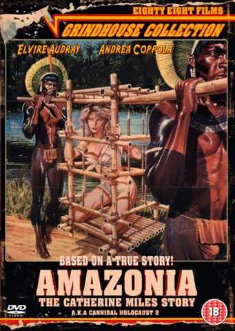 Grindhouse 10: Amazonia - The Catherine Miles Story