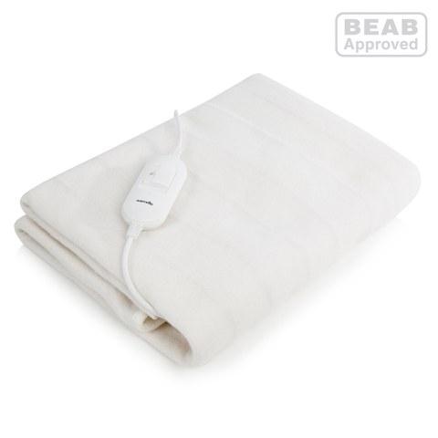 Warmlite WN49003 Heated Electric Blanket - White - King