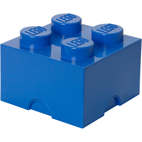 LEGO Storage Brick 4 - Blue