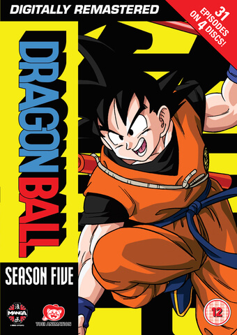 Dragon Ball - Season 5 (Episodes 123-153)