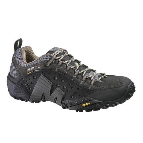 Merrell Men's Intercept Hiking Shoes - Black