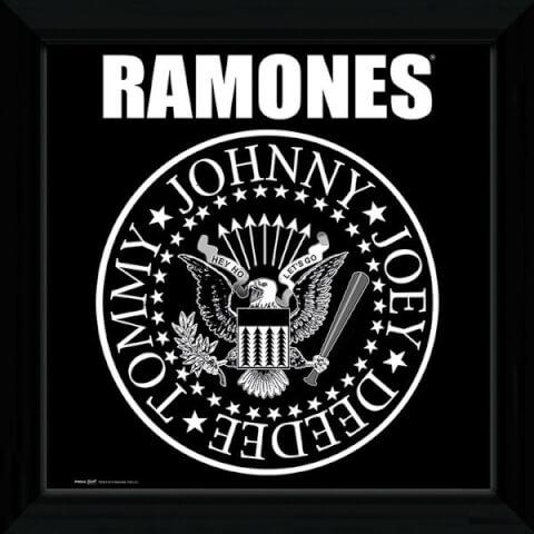 The Ramones Seal - 12