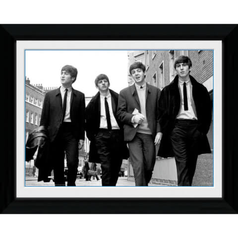 The Beatles In London - 30 x 40cm Collector Prints
