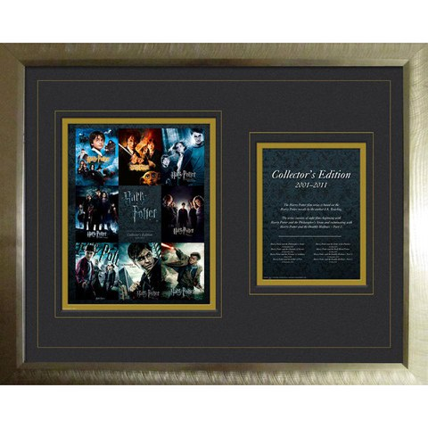 Harry Potter Collection - High End Framed Photo - 16