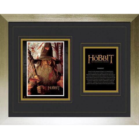 The Hobbit Gandalf - High End Framed Photo - 16