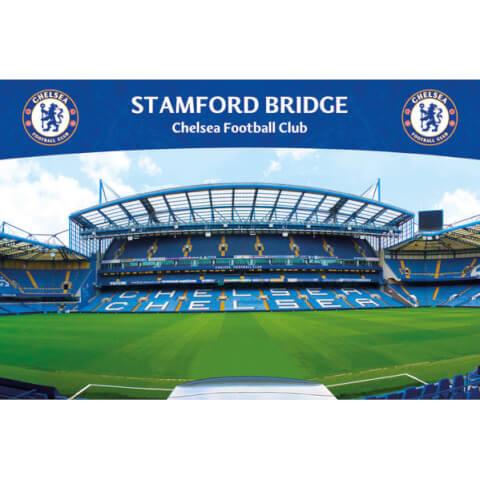 Chelsea Stamford Bridge 13 - Maxi Poster - 61 x 91.5cm