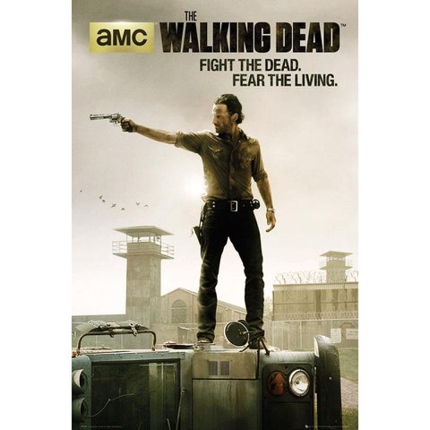 The Walking Dead Season 3 - Maxi Poster - 61 x 91.5cm