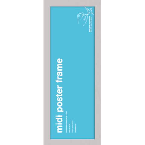 Silver Frame Midi - 30.5 x 91.5cm