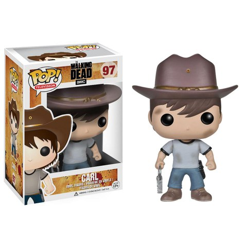 Figura Pop! Vinyl The Walking Dead -  Carl Grimes