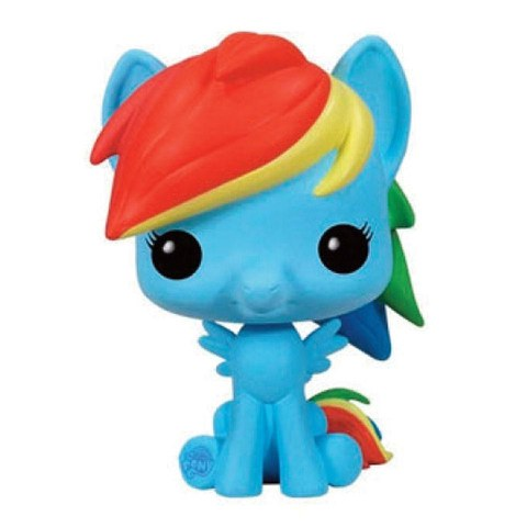 My Little Pony Rainbow Dash Pop! Vinyl Figure