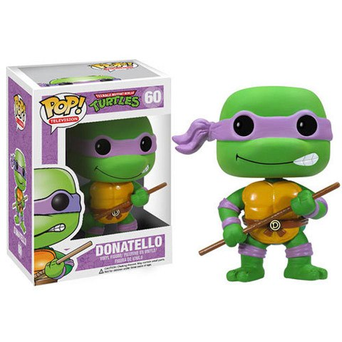 Teenage Mutant Ninja Turtles Donatello Pop! Vinyl Figure