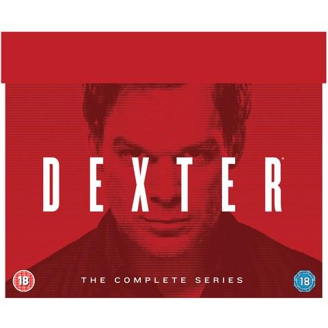 Dexter - Complete Seasons 1-8