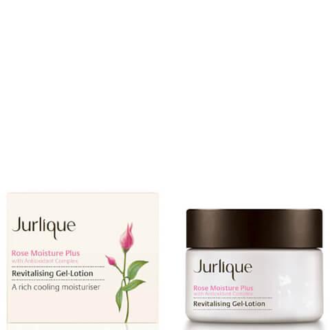 Jurlique Rose Moisture Plus Revitalizing Gel Lotion (50ml)