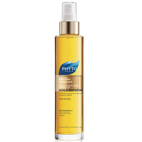 Phyto Huile Supreme Rich Smoothing Oil 3.4 fl oz