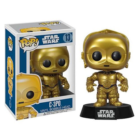 Star Wars C-3PO Figurine Funko Pop!