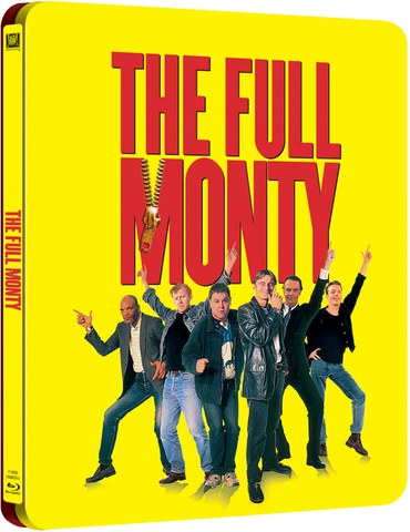 Full Monty - Steelbook Edition (UK EDITION)