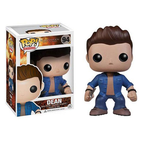 Supernatural Dean Pop! Vinyl Figure