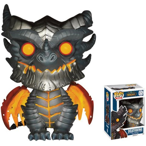 World of Warcraft Deathwing 15cm Figurine Funko Pop!