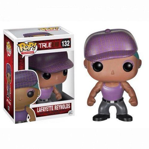 True Blood Lafayette Reynolds Funko Pop! Figur