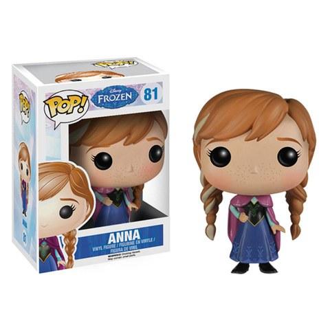 Disney Frozen Anna Pop! Vinyl Figuurtje