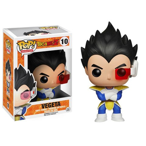 Dragonball Z Vegeta Pop! Vinyl Figure
