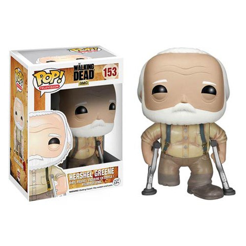 Figurine Pop! Hershel Greene The Walking Dead