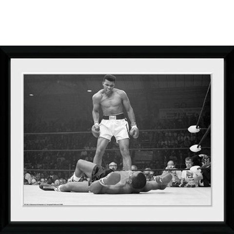 Muhammad Ali Liston - 30x40 Collector Prints