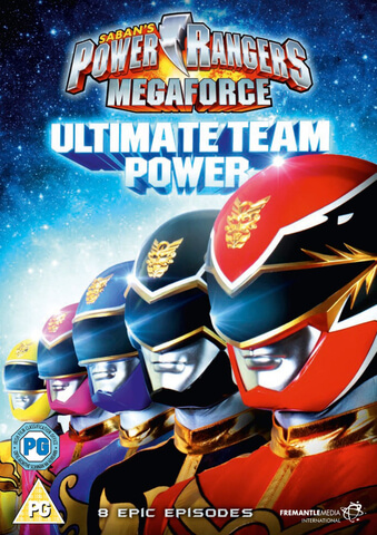 Power Rangers: Megaforce - Volume 1