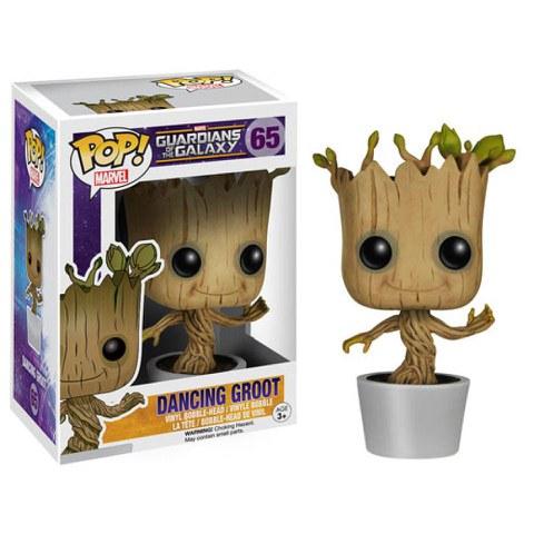 Figurine Pop! Groot Dansant Les Gardiens de la Galaxie - Marvel