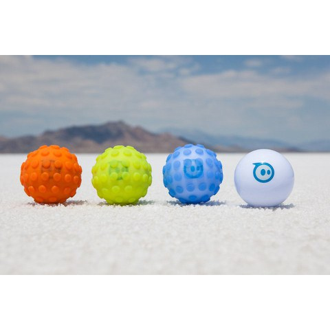 Sphero Robotic Ball Nubby Cover - Orange