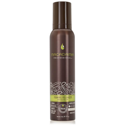 Macadamia Natural Oil Foaming Volumizer