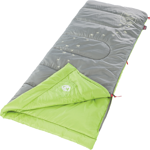 Coleman Glow in the Dark Sleeping Bag - Junior