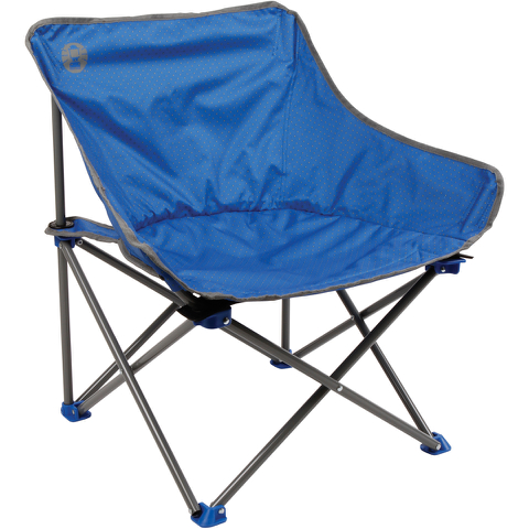 Coleman Kickback Folding Chair - Blue
