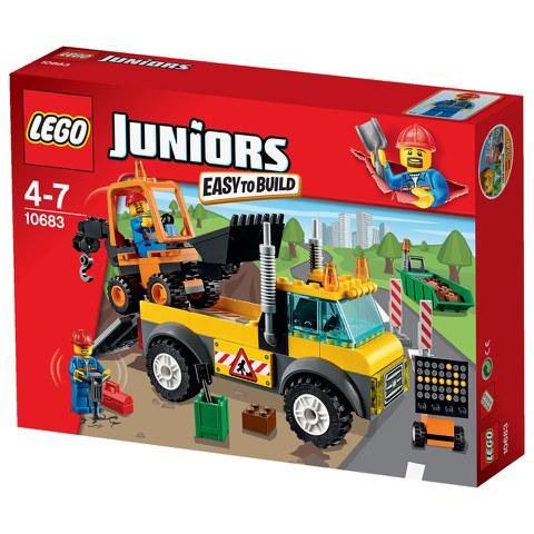 LEGO Juniors: Wegenbouwtruck (10683)
