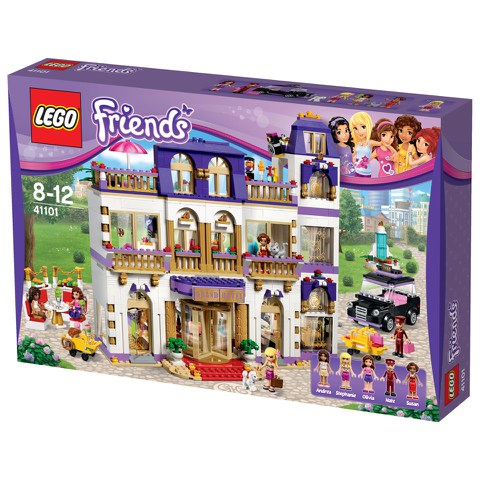 LEGO Friends: Heartlake Grand Hotel (41101)