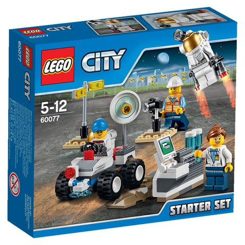 LEGO City: Space Starter Set (60077)