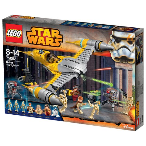 LEGO Star Wars: Naboo Starfighter™ (75092)