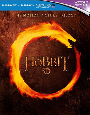The Hobbit Trilogy 3D