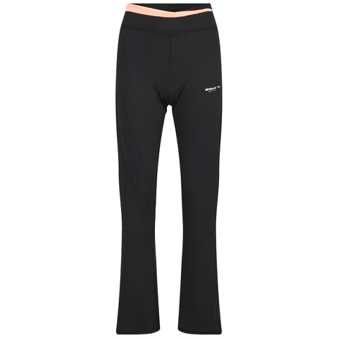 Gola Women's Lexi Dance Pants - Black/Coral