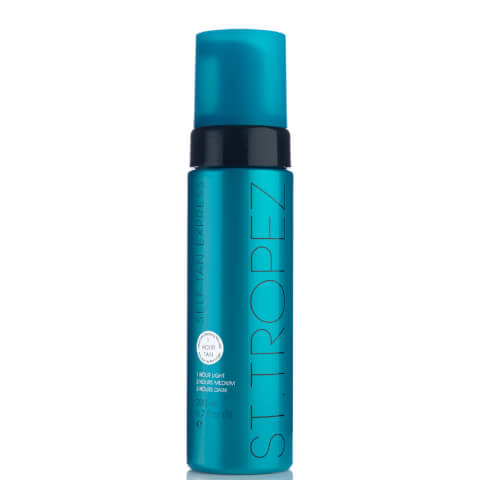 St. Tropez Express Bronzing Mousse (200ml)