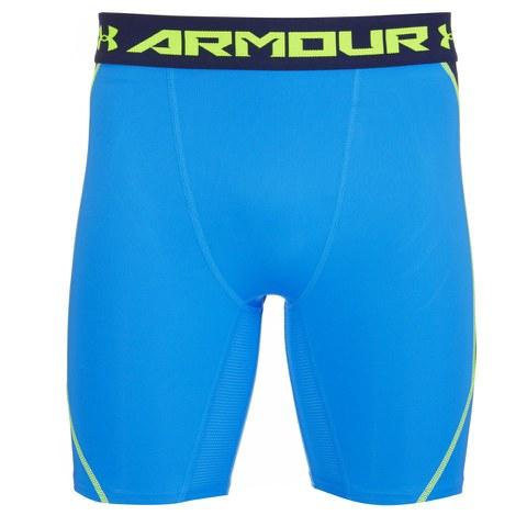 Pantalón corto de compresión Under Armour ArmourVent - Hombre - Azul