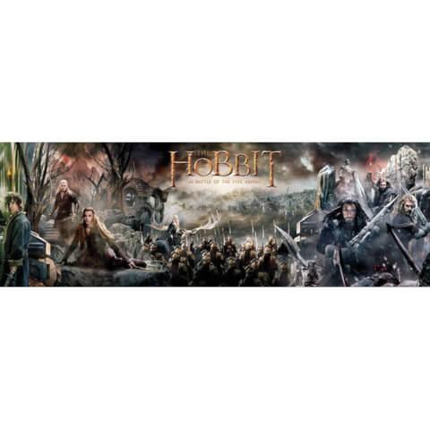 The Hobbit Battle of Five Armies Collage - Door Poster - 53 x 158cm