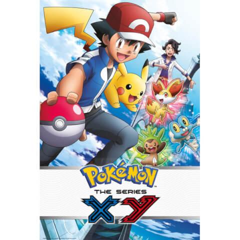 Pokémon XY - Maxi Poster - 61 x 91.5cm