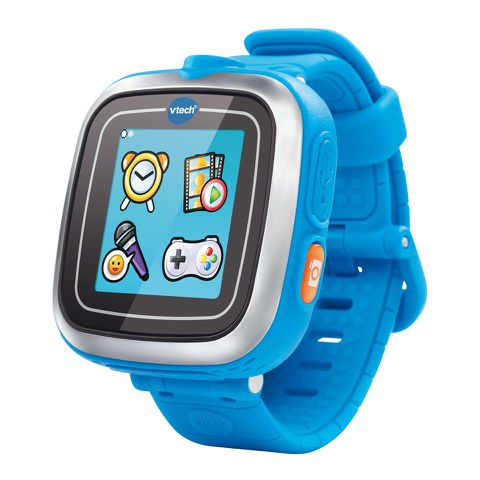 Vtech Kidizoom SmartWatch Plus - Light Blue