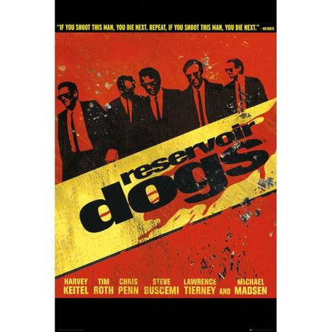 Reservoir Dogs Walk - Maxi Poster - 61 x 91.5cm