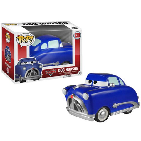 Disney Cars Doc Hudson Funko Pop! Figuur