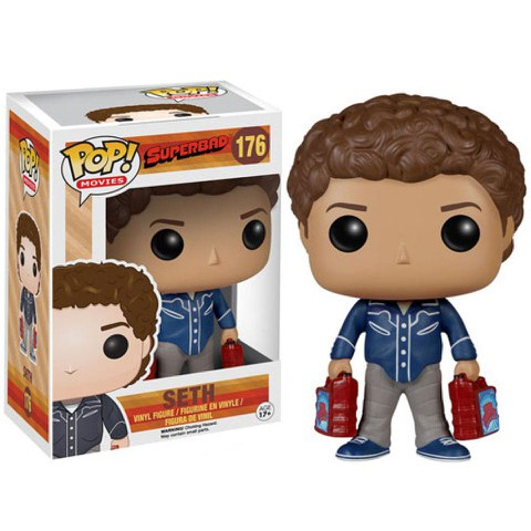 Superbad POP! Movies Vinyl Figura Seth