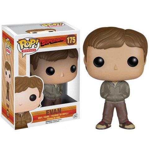 Superbad Evan Funko Pop! Figur