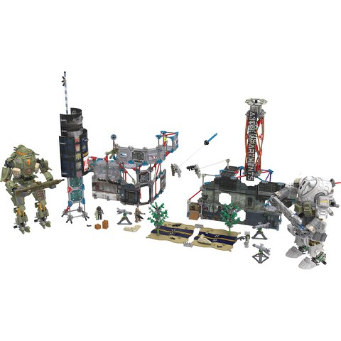 Titanfall K'NEX Ultimate Angel City Campaign (69500)