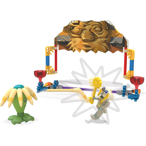K'NEX Plants vs. Zombies: Mummy's Tomb (53108)